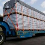 Conjunto de amarração de cargas