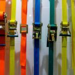 Fábrica de cintas de amarração